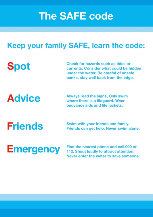 Ensuring Water Safety with the SAFE Code - Image Asset 1
